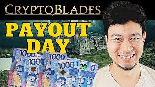 Cryptoblades Payout Day!!! Cryptoblades is not dead!!! It's just the beginning - Best NFT Games P2E