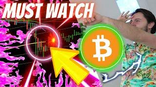 THE MOST INSANE BITCOIN SITUATION HAPPENING RIGHT NOW!!!!! [unbelievable}