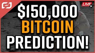 $150,000 Bitcoin Price Prediction! Here's Why Bitcoin Will EXPLODE SOON! Coffee N Crypto LIVE