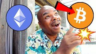 BITCOIN AND ETHEREUM AND ONE ALT-COIN ARE ABOUT TO DO SOMETHING CRAZY!!!!