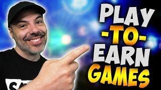 How to Find the BEST Play-To-Earn Games (Blockchain Games, Crypto Games, & NFT Gaming Projects)