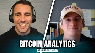 Bitcoin Analytics | Will Clemente | Pomp Podcast #522