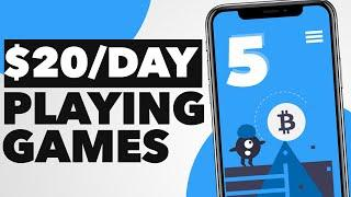 I Make $20+ A DAY Playing a Free NFT Game! - Alien Worlds (Play to Earn NFT Blockchain Game)