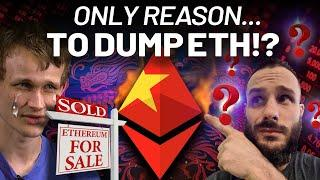 "DUMP My ETHEREUM!? Yes!! But Only If ""This"" Is TRUE!!"