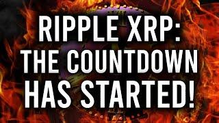 RIPPLE XRP: THE XRP COUNTDOWN HAS OFFICIALLY STARTED!!!!!!!!
