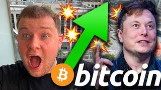 ️ SHOCKING ️ GET READY FOR BITCOIN TO PUMP!!!!!!! ELON MUSK SUPPORTS BITCOIN!!!!!!!!!!!!!!