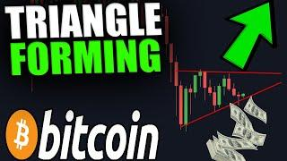 BIG BITCOIN PATTERN FORMING! [The Next 12 Hours Is IMPORTANT] + Altcoin Season Talk