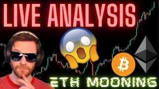 ETHEREUM ALL TIME HIGHS! LIVE MOON STREAM!
