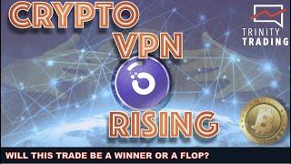 TECHNICALS, SENTIMENT & FUNDAMENTALS LOOK GOOD FOR THIS CRYPTO VPN. SO GOOD THAT I BOUGHT SOME...