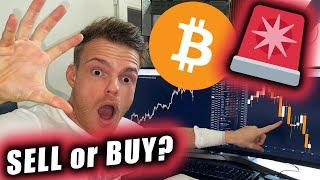 TIME TO SELL BITCOIN???