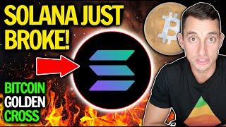 DID SOLANA JUST FAIL? CRYPTO TWITTER FUD ATTACK ON FTX EXCHANGE! BITCOIN GOLDEN CROSS RELIABLE?