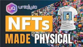 Uniqly Brings NFTs To Life as Physical Assets
