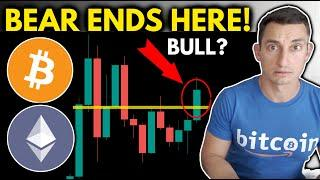 IS IT TIME FOR BITCOIN & ETHEREUM TO CRUSH THE CRYPTO BEAR MARKET?! (Signals I Watch)