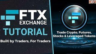 Beginners Guide to FTX Exchange Tutorial 2021: Low Crypto Trading Fees 0.07%