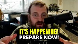 Cardano ADA is about to EXPLODE in SPRING! MASSIVE Cardano News | Altcoin Daily & Charles Hoskinson