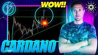 CARDANO IS OUTPERFORMING BITCOIN & ALTCOINS! (SOMETHING BIG IS HAPPENING WITH ADA!)