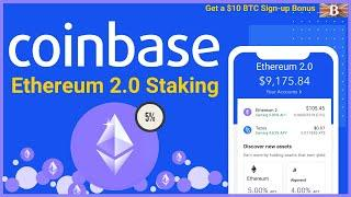 Coinbase Ethereum 2.0 Staking Tutorial: How to Stake ETH 2.0