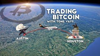 Trading Bitcoin - Still Consolidating at $35, Expected New Highs, Let's Discuss