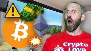 ALL ETHEREUM HOLDERS ARE NOT READY FOR THIS!!!!!!! HUGE BTC MOVE INCOMING!!!!!!!