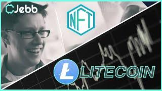 Will NFT's Go Mainstream Or Are They A Fad? + Will Litecoin Go Back To ATH?  - Coffee N' Crypto
