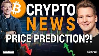 Ivan on Tech & Julian Hosp Crypto Talk: Bitcoin, Ethereum, Altcoins, much much more!!