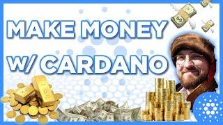 Cardano will EARN YOU MONEY in more ways than one in 2021 | ADA