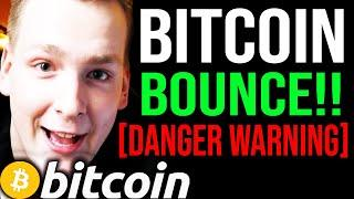 WOW!! BITCOIN MASSIVE BOUNCE TODAY!!! DUMP OVER?? BTC $12,000 Target, Altcoin Updates
