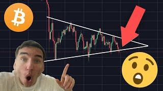 EMERGENCY TRADE ALERT!!!!!!! THIS BITCOIN TRADE WILL HAPPEN ANY MINUTE NOW!!!! [quick update]