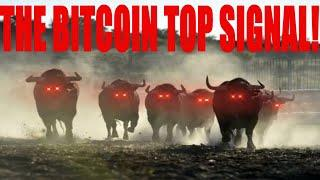 Bitcoin - Look For THIS Specific Signal For The MARKET CYCLE TOP!