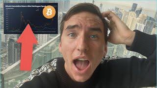 THIS IS THE MOST INCREDIBLE BITCOIN CHART I'VE EVER SEEN!!!!!!! [my new trade]