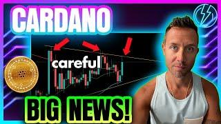 Cardano GETTING LISTED In Japan! (ADA Price Attempts Breakout, But BE CAREFUL)