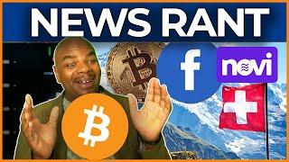 THE WORLD IS GOING CRAZY - BUY BITCOIN