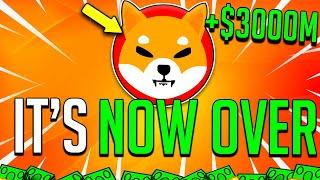 SHIBA INU COIN IT'S OVER! - SHIB TOKENS WILL EXPLODE AT THIS DATE! (BNB REGULATION & PRICE TREND!)