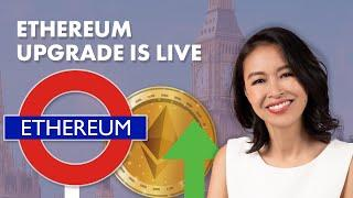 Ethereum's London Upgrade Is LIVE! | Blockchain & Crypto News | The Daily Forkast