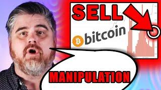 MASSIVE BITCOIN WHALE MANIPULATION AGAIN!!! exposed by BitBoy Crypto...
