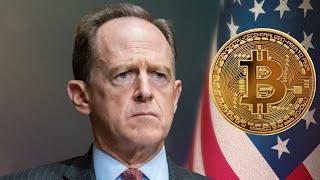 Senators Toomey & Wyden Advocate For Crypto Clarity Amendment To Infrastructure Bill - Aug 5th 2021