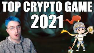 TOP Upcoming Crypto Game Of 2021! (Play to Earn)
