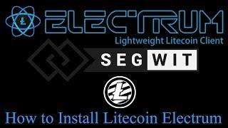 How to Install Litecoin Electrum Wallet
