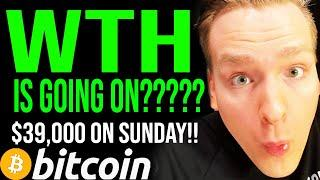 OMG WTH IS HAPPENING!!! BITCOIN $30,000 ALREADY - DOUBLE BUBBLE SCENARIO!!! [WATCH VERY FAAST]