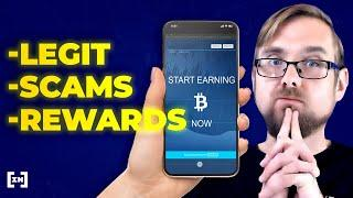 Crypto Mining Apps in 2021 | Legit and Scam Mining Apps REVIEWED! ️