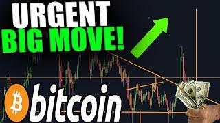 BIG MOVE ON BITCOIN AND ETHEREUM IMMINENT! [ Next 4-18 Hours...]