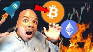 ARE BITCOIN AND ETHEREUM READY TO CRUSH NEW LEVELS?!?! [see my trade!]