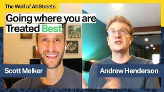 Going Where You Are Treated Best with Andrew Henderson, Founder of Nomad Capitalist