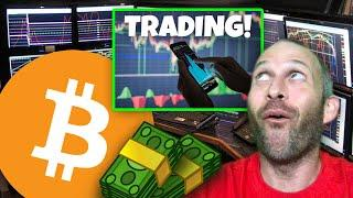 BEST CRYPTO LEVERAGE DAY TRADING STRATEGY FOR BEGINNERS!!!!!!!