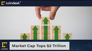 Crypto Total Market Cap Tops $2 Trillion for First Time Since May