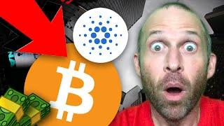 BITCOIN & CARDANO NEXT MOVE WILL SHOCK THE WORLD!!!!! URGENT VIDEO FOR ALL BTC & ADA HODLERS!!!!!