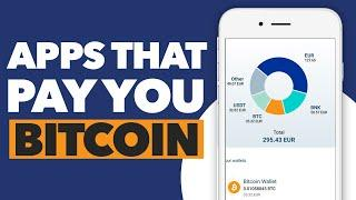 Top APPs That Pay You Free Bitcoin Without Investment (2021) Free BTC Apps (Money Making Apps)