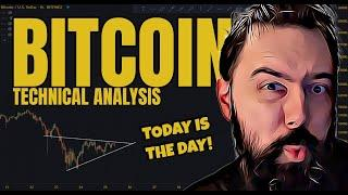 BITCOIN IS READY TO MAKE THE NEXT MOVE!!