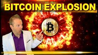 IS ELECTION DAY ABOUT TO CAUSE  LARGEST BITCOIN EXPLOSION IN HISTORY? (btc price analysis news today