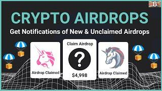 How to Get New Crypto Airdrops & Claim Missed Airdrops (2021)